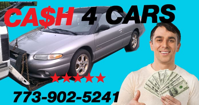 We buy junk cars for cash.