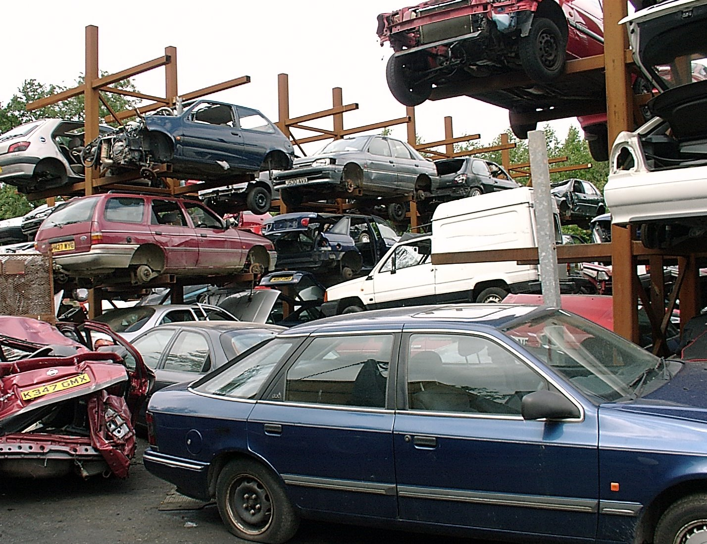 Five Things to Do Before Taking Your Car to the Junkyard - JT ...
