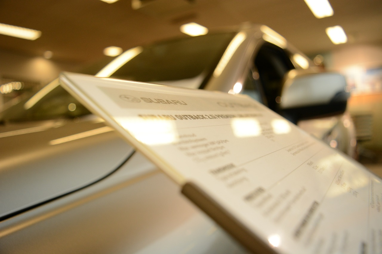 Things to be Prepared for When Selling to a Used Car Dealer - JT ...